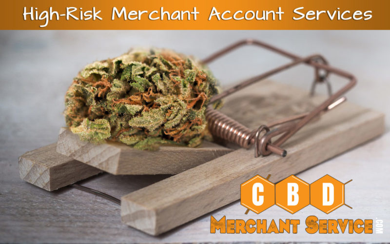 Payment Processing for High Risk CBD Merchant Account Service
